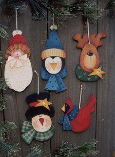 Wood Pattern ~ Wood Craft Pattern ~ Plum Purdy