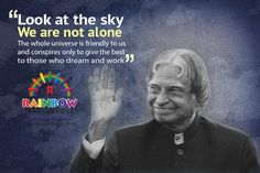 APJ Abdul Kalam's Death Anniversary: Quotes That Will Inspire You For Life Apj Quotes, Best Quotes, Life Quotes, Lesson Quotes, People Quotes, Woman Quotes, Success Quotes, Inspirational Life Lessons, Best Inspirational Quotes