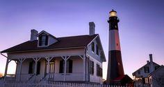 Tybee Island Lighthouse ~ www.michellenewport.com