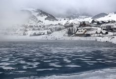 On the Frozen Lake by AdnanBubalo. Please Like http://fb.me/go4photos and Follow @go4fotos Thank You. :-)