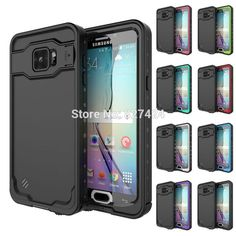 Waterproof Case [FingerPrint ID Compatible] Slim Full Body Protection For Samsung Galaxy Note 5 //Price: $16.49//     #Gadget