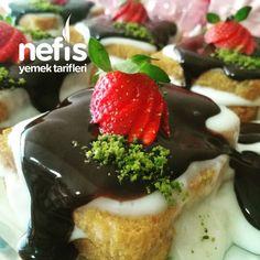 İki Katlı Etimek Tatlısı #ikikatlıetimektatlısı #şerbetlitatlılar #nefisyemektarifleri #yemektarifleri #tarifsunum #lezzetlitarifler #lezzet #sunum #sunumönemlidir #tarif #yemek #food #yummy