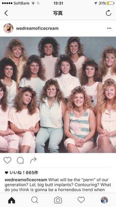 Nice hold on that hair ladies
