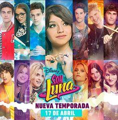 Die 49 Besten Bilder Von Soy Luna Disney Channel Celebrities Und