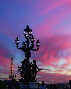 Paris Street Lamps | Flickr - Photo Sharing!