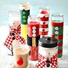 Christmas Gift – DIY Candles Handmade Gifts
