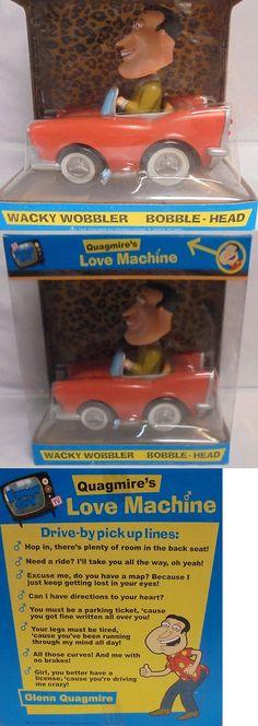 Family Guy 146056: Quagmires Love Machine Family Guy Wacky Wobbler Funko Bobble Head New In Box -> BUY IT NOW ONLY: $37.5 on eBay!