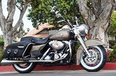 2008 Harley-Davidson® FLHRC Road King® Classic | ChopperExchange.com | $13,495 - Marina Del Rey, CA