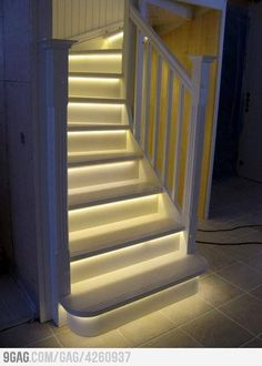 I want these stairs