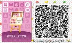 Lara-chan hat eine gute Nachtruhe & (* & The post QR-Sammlung ☆ Mein Entwurf bei Lara 's House ☆ appeared first on Rose Dickson. Animal Crossing Qr Codes Clothes, Animal Crossing Game, Acnl Paths, Grass Pattern, Motif Acnl, Code Wallpaper, Ac New Leaf, Happy Home Designer, Post Animal