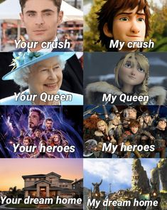 Funny Puns, Really Funny Memes, Stupid Funny Memes, How To Train Dragon, How To Train Your, Httyd Dragons, Dragon Memes, Hiccup And Astrid, Treasure Planet