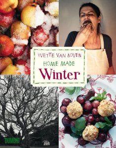 Kochbuch: Und hier noch schnell yvettes Homemade Winterrezepte. Auch wenn ich mich gerade noch sehr im Sommer suhle.