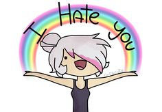 To the people who I hate :)