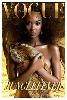 Vogue Africa by mario Epanya
