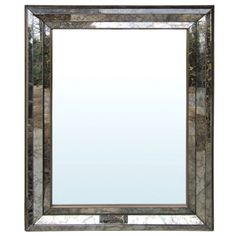 Mid Century Venetian Mirror | From a unique collection of antique and modern wall mirrors at http://www.1stdibs.com/furniture/mirrors/wall-mirrors/