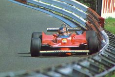 Gilles in 1979 but not sure where - Austria or Watkins Glen ? F1 Racing, Racing Team, Grand Prix, Le Mans, Up Auto, Gilles Villeneuve, Formula E, American Racing, Ferrari F1