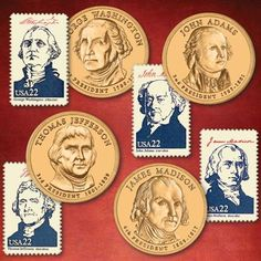 The Complete U.S. Presidents Coin Collection