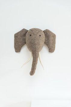 Prachtige olifant van Scandi-chic via mooikamertje.nl