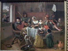 Happy family  Rijksmuseum 150513
