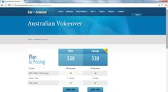 Buy Australian Voiceover | Buyseosolutions.com  Buy Australian Voiceover will compliment your website among their peers, building confidence and trust towards the company at very little expense.  http://buyseosolutions.com/australian...  Buy Australian Voiceover, Australian Voiceover, Buy High Quality Australian Voiceover