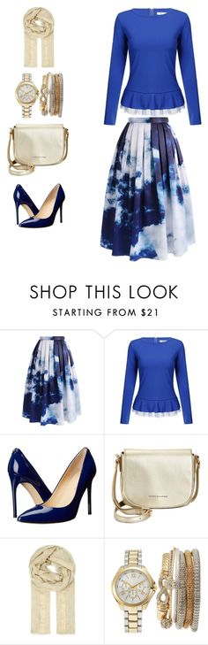"""Untitled #12"" by doniazedhnid ❤ liked on Polyvore featuring Chicwish, Ivanka Trump, Tommy Hilfiger, Brunello Cucinelli and Jessica Carlyle"