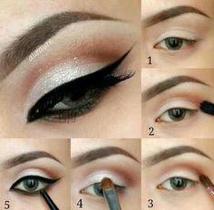 Maquiagem simples e bonita😄