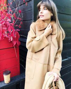 21 идея стильных образов осень-зима 2017-2018 годов