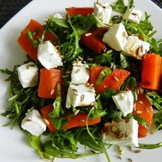 Salata od pečene bundeve i sira - 2 u 1 - Blender Online