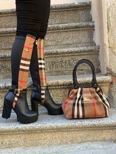Winter Heels, Winter Boots, Cute Heels, Shoes Heels, Shoe Boots, Pumps, Gucci Boots, Burberry Boots, I Love My Shoes