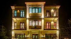 Fan Coils Galletti στο Vaela Pallas Cultural Resort & Spa στο Ελατοχώρι Πιερίας. Mansions, House Styles, Home Decor, Decoration Home, Manor Houses, Room Decor, Villas, Mansion, Home Interior Design