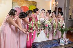 Valentina  Carnevalli con sus amigas !!! Hermosas.
