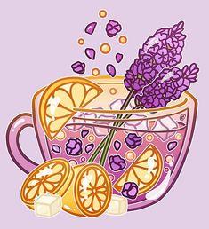Cute Food Drawings, Cute Kawaii Drawings, Cute Animal Drawings, Kawaii Illustration, Japon Illustration, Arte Do Kawaii, Kawaii Art, Stickers Kawaii, Cute Stickers