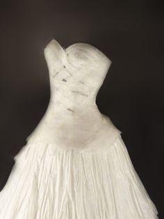 robe papier - Franck Depoilly                                                                                                                                                                                 Plus