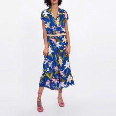 Coolred-Women Short Sleeve Slim Multicolor Striped Printed Zipper Jumpsuit Romper