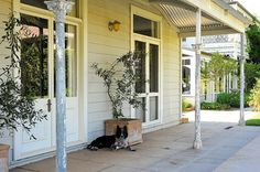 Summerlees - A living piece of Australian History - traditional - porch - sydney - Luci.D Interiors