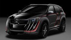 Kia lança carro novo fantástico inspirado no Wolverine