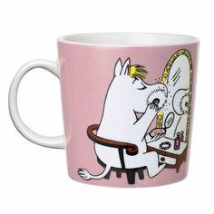 Snorkmaiden mug by Arabia