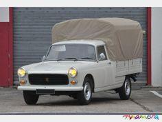 Peugeot 404 pick up dernière génération
