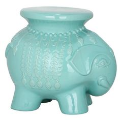 Elephant Accent Stool