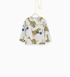 T-shirt dinossauros