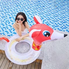 Chinese Animal Rat Pool Float