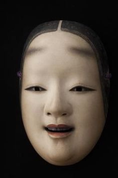 Noh masks are used in the Japanese theatre. These are masks that actors use to preform a historical show based on famous Japanese litrature. Noh Mask are Noh Theatre, Dracula Castle, Japanese Mask, Female Dancers, Masks Art, Japanese Artists, Chinese Art, Japan Travel, Art Forms