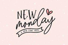 New Monday | Font Pa