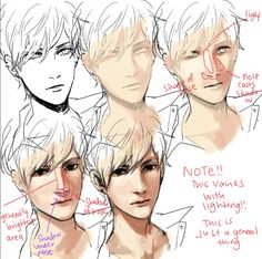 Fantasting Drawing Hairstyles For Characters Ideas. Amazing Drawing Hairstyles For Characters Ideas. Digital Painting Tutorials, Digital Art Tutorial, Art Tutorials, Drawing Tutorials, Digital Paintings, Art Reference Poses, Drawing Reference, Hand Reference, Draw Tips