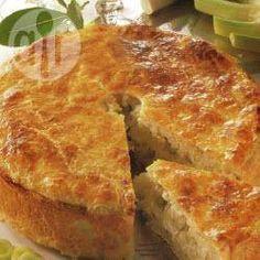 Gemüsepie mit Feta @ de.allrecipes.com