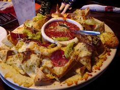 pizza nachos.