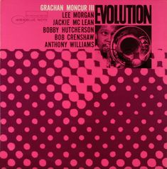 Grechan Moncur III. Blue Note. #jazz