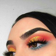 Gorgeous Makeup: Tips and Tricks With Eye Makeup and Eyeshadow – Makeup Design Ideas Beautiful Eye Makeup, Natural Eye Makeup, Cute Makeup, Glam Makeup, Pretty Makeup, Makeup Inspo, Makeup Inspiration, Beauty Makeup, Makeup Ideas