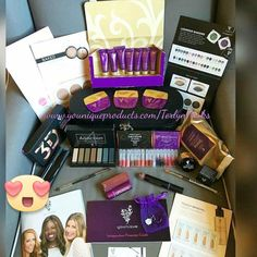 You can start your own business with me or just take the kit and run as you have no OBLIGATION to sell!!!  The choice is yours!!!! xo  https://www.youniqueproducts.com/TerlynParks/business/presenterinfo#.V9tiTfkrKUk