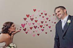 Creative ideas for wedding photography by Brad Boniface Photographic Artist.